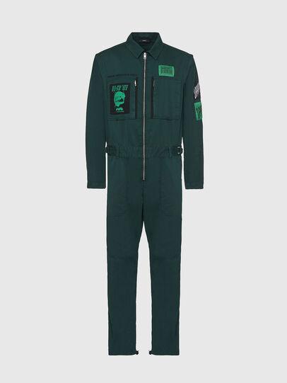 Diesel - P-LARRY, Dark Green - Pants - Image 1