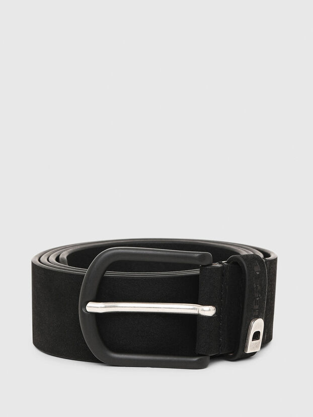 B-WASH, Black - Belts