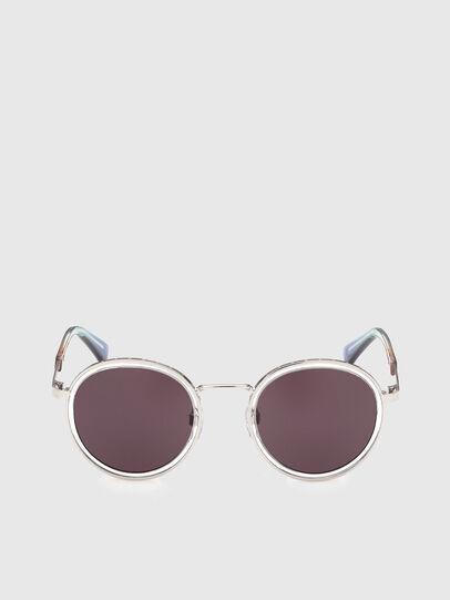 Diesel - DL0321, Multicolor - Sunglasses - Image 1