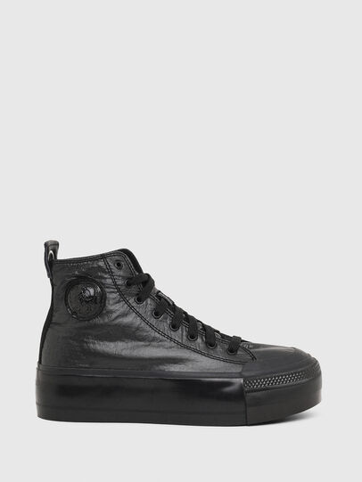 Diesel - S-ASTICO MC WEDGE, Black - Sneakers - Image 1