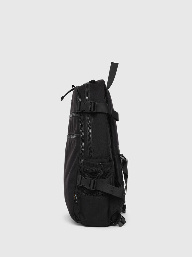 Diesel F- URBHANITY BACK, Black - Backpacks - Image 3