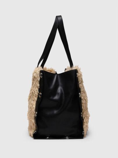 Diesel - TRESI, Beige - Shopping and Shoulder Bags - Image 3