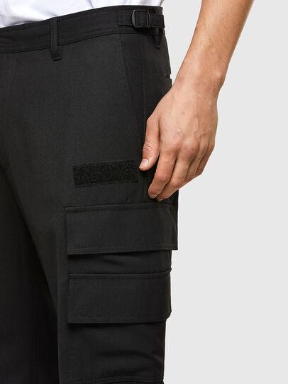 Diesel - P-HOMEN, Black - Pants - Image 3