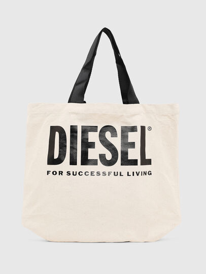 Diesel - LYVENZA, White/Black - Shopping and Shoulder Bags - Image 1