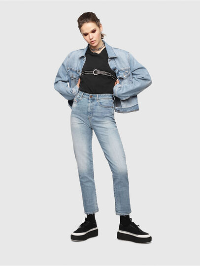 Diesel - D-Eiselle 069DY, Light Blue - Jeans - Image 4