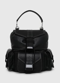 MISS-MATCH BACKPACK, Opaque Black