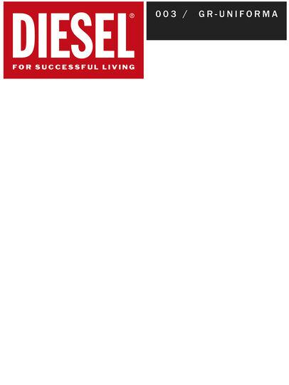 Diesel - GR02-P303, Black - Shorts - Image 2