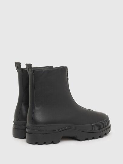 Diesel - H-VAIONT CHZ, Black - Boots - Image 3