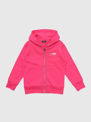 SALBYZIP OVER, Pink - Sweaters