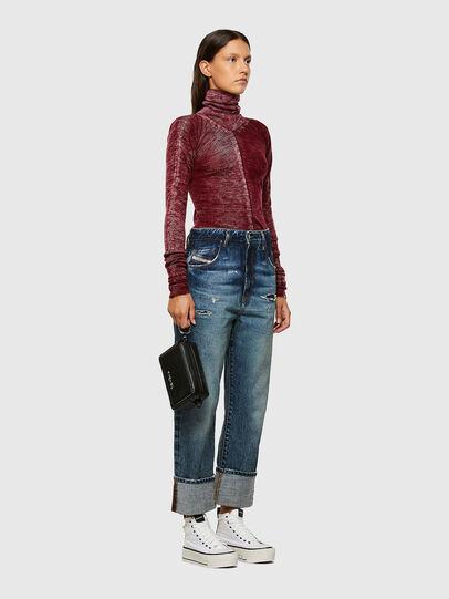 Diesel - M-ISABELLE, Brown - Knitwear - Image 6