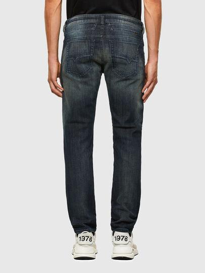 Diesel - D-Bazer 009EP, Dark Blue - Jeans - Image 2