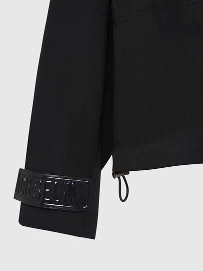 Diesel - G-RANDY, Black - Jackets - Image 6