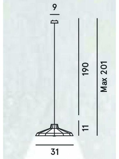 Diesel - MYSTERIO SOSPENSIONE,  - Hang Lighting - Image 2