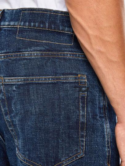 Diesel - D-Vider 0092X, Medium blue - Jeans - Image 4