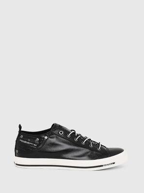 EXPOSURE LOW I, Black - Sneakers