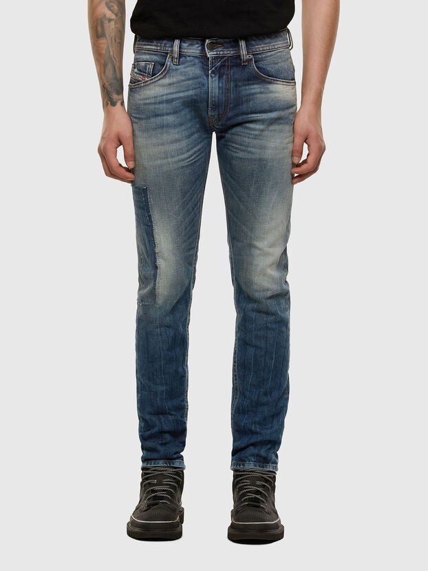 Thommer 009FK, Medium blue - Jeans