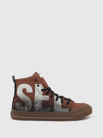 Diesel - S-ASTICO MC, Orange - Sneakers - Image 1