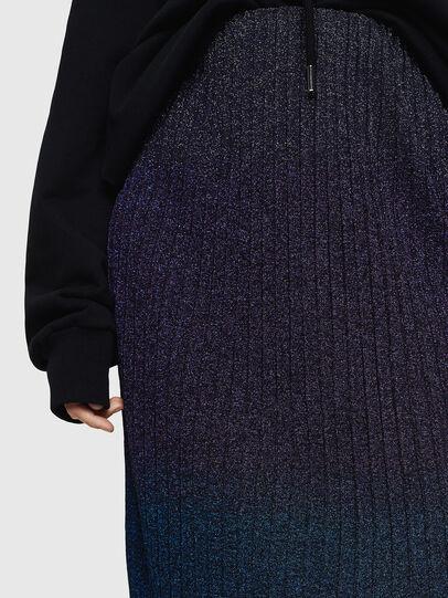 Diesel - M-ELY, Dark Blue - Skirts - Image 3