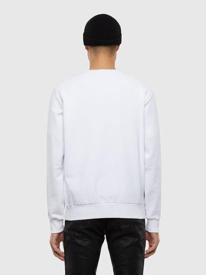 Diesel - S-GIRK-N80, White - Sweaters - Image 2