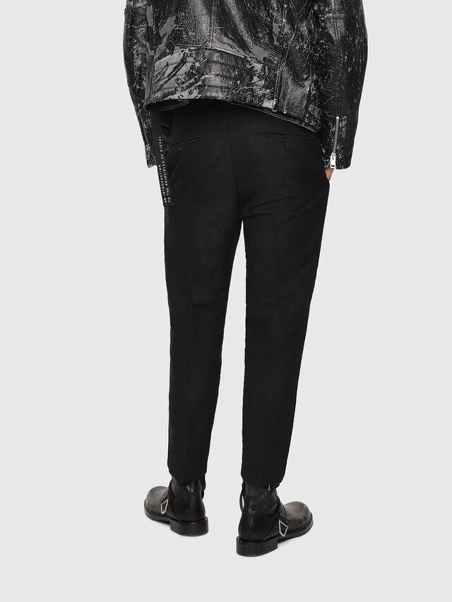 Diesel - P-NAOKI, Black - Pants - Image 2