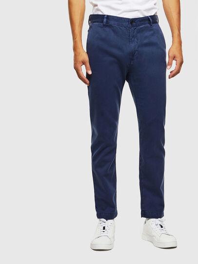 Diesel - P-JARED, Blue - Pants - Image 1