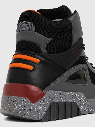 Diesel - S-RUA SP, Dark grey - Sneakers - Image 4