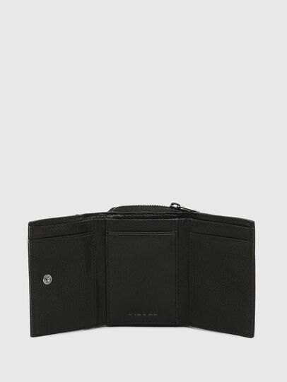 Diesel - SPEJAP, Black - Small Wallets - Image 3