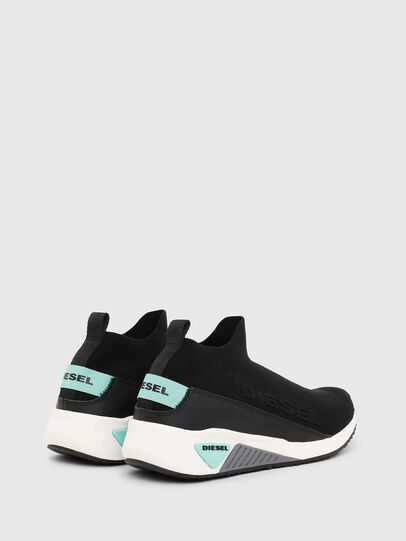 Diesel - S-KB SOCK QB W, Black - Sneakers - Image 3