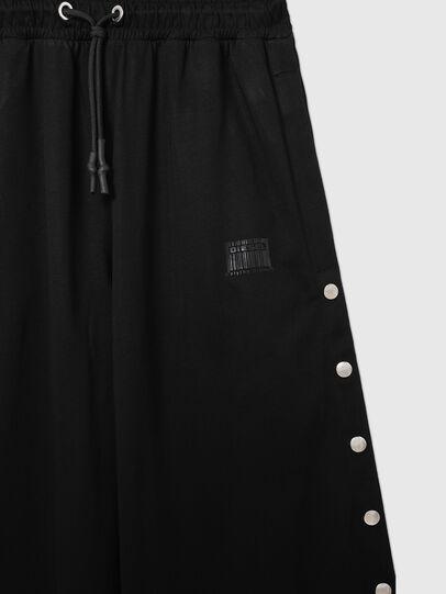Diesel - P-ROBIN-X1, Black - Pants - Image 3