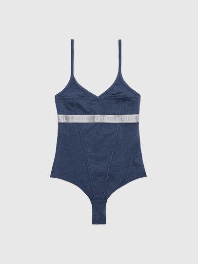 Diesel - UFBY-BODYCUT-DN, Light Blue - Bodysuits - Image 1