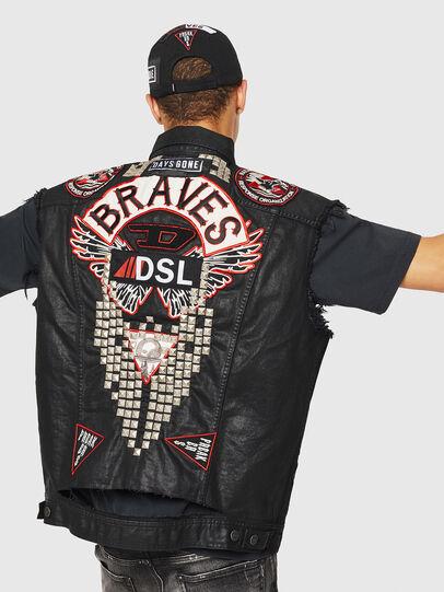 Diesel - PS-D-VINNY,  - Denim Jackets - Image 2