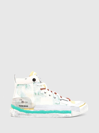 Diesel - S-ASTICO PNT, White - Sneakers - Image 1