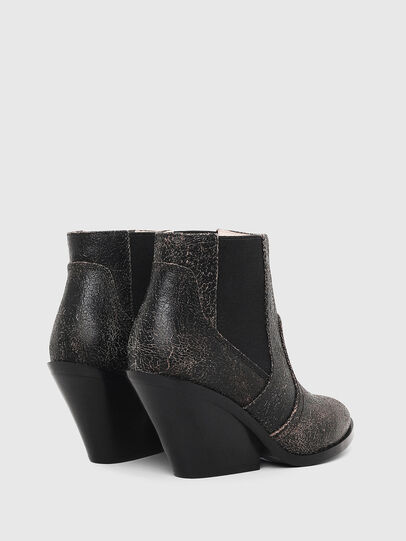 Diesel - D-FLAMINGO CB, Anthracite - Ankle Boots - Image 3