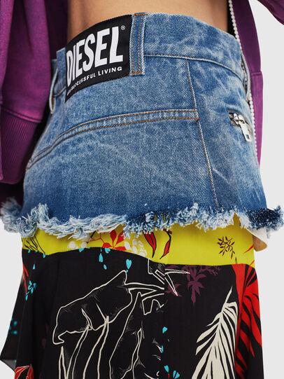 Diesel - O-BRIELLA,  - Skirts - Image 3