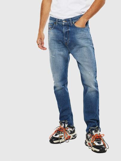 Diesel - D-Vider 0097B, Medium blue - Jeans - Image 1