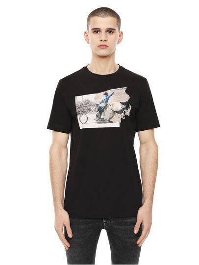 Diesel - TY-CHOPPER,  - T-Shirts - Image 1