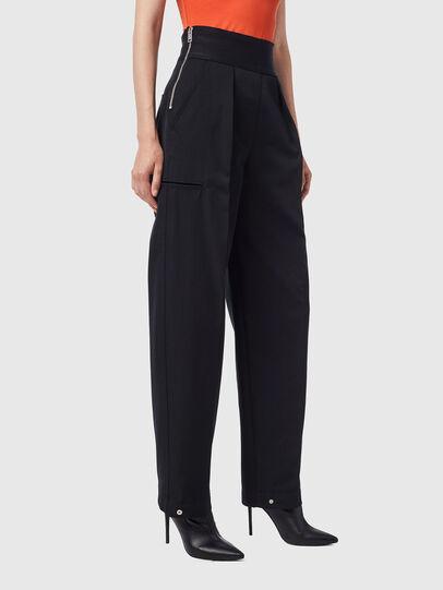 Diesel - P-BANDY, Black - Pants - Image 4