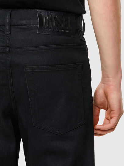 Diesel - D-Fining 09A15, Black/Dark grey - Jeans - Image 3