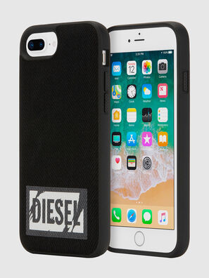 BLACK DENIM IPHONE 8 PLUS/7 PLUS/6S PLUS/6 PLUS CASE,  - Cases