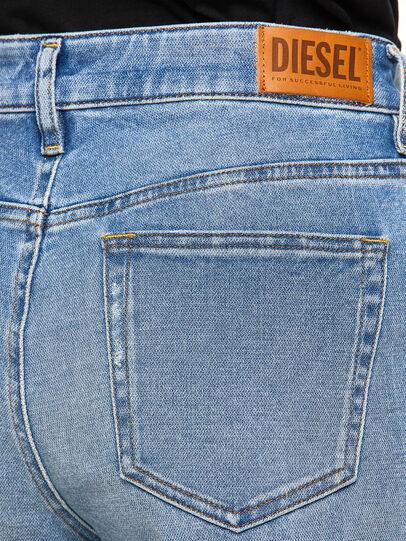 Diesel - D-Joy 009EU, Light Blue - Jeans - Image 5