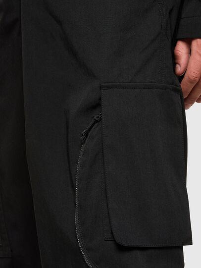 Diesel - P-DEVO, Black - Jumpsuits - Image 5