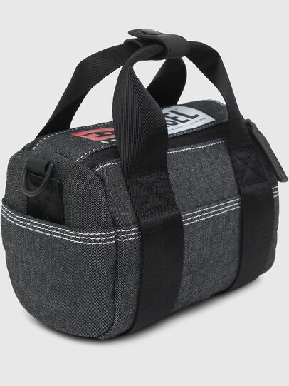 Diesel - MINI DUFFLE, Dark grey - Bags - Image 6