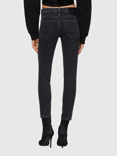 Diesel - Babhila 09A67, Black/Dark grey - Jeans - Image 2