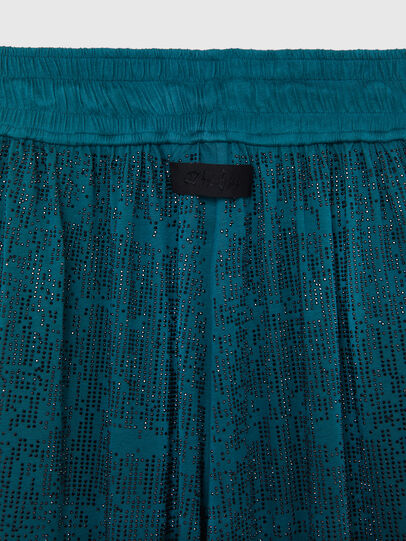 Diesel - P-STRASS-D, Water Green - Pants - Image 5