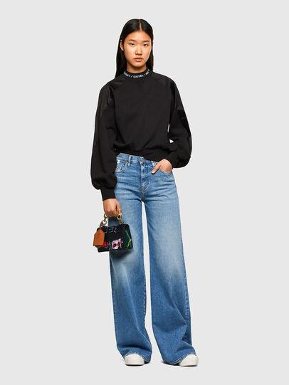 Diesel - D-Akemi 009EU, Light Blue - Jeans - Image 5