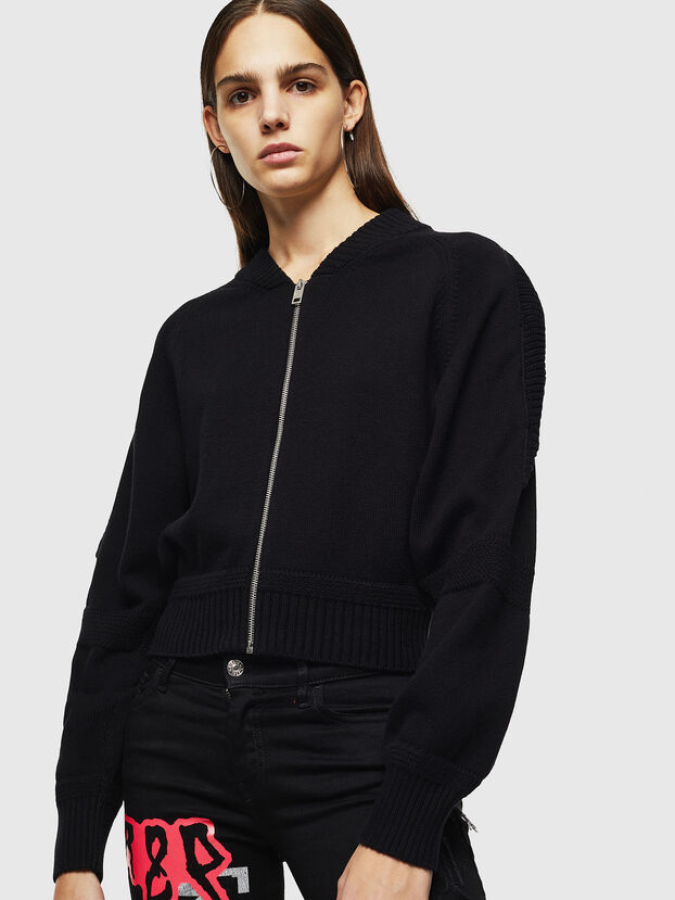 M-TESY, Black - Knitwear