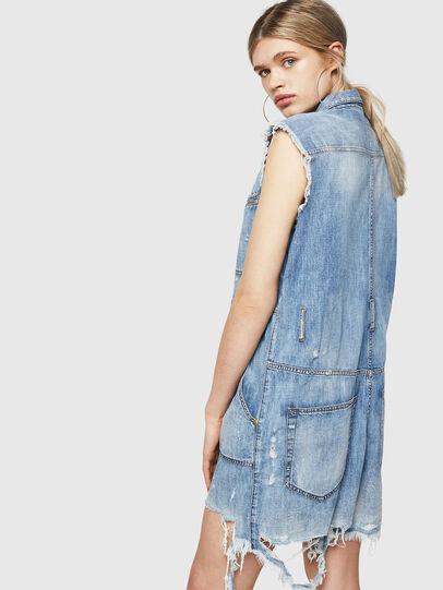 Diesel - DE-BETTE, Blue Jeans - Jumpsuits - Image 6