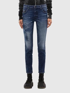 Babhila 009JM, Dark Blue - Jeans
