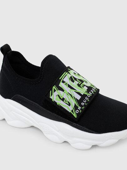 Diesel - S-SERENDIPITY SO LOW, Black - Footwear - Image 4