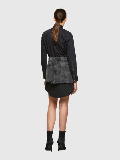 Diesel - DE-DESY-C, Black - Dresses - Image 2